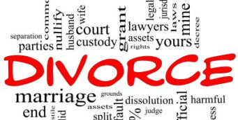 Ten facts about divorce that may surprise you